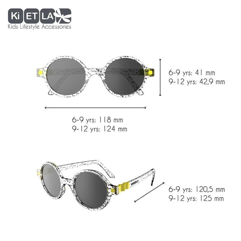 499760daad Γυαλιά Ηλίου KiETLA CraZyg-Zag SUN RoZZ ZigZag 9-12 ετών - Kietla ...