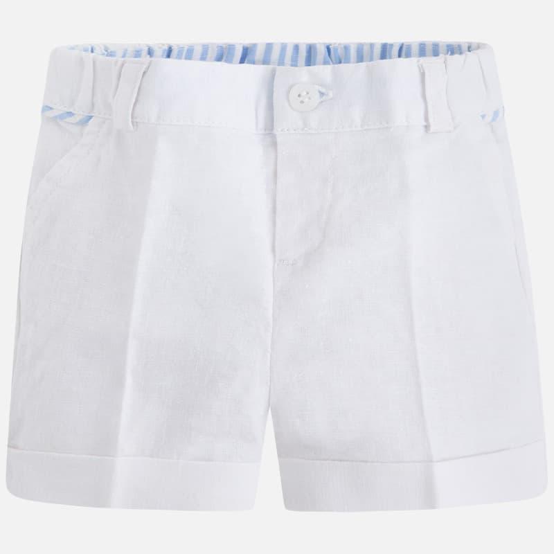 Παντελόνι Κοντό Λινό Mayoral - Σορτς - Βερμούδες στο Babyshop 130e6ddde6a