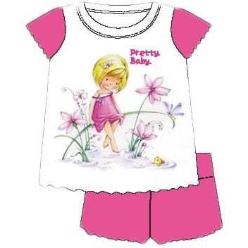 7688265175c Αρχική Σελίδα/Collection Χειμώνας/Ρούχα 0-36 Μηνών Κορίτσι/Πυτζάμες/  Πυτζάμες Νούφαρο Pretty Baby. 12 του 13. Πυτζάμες Νούφαρο Pretty Baby