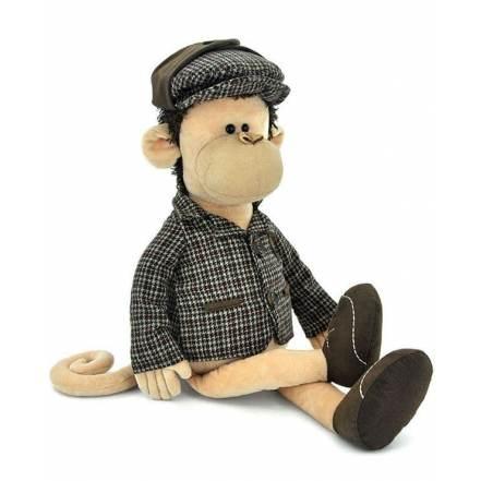 Sherlock η Μαϊμού 35cm Orange Toys