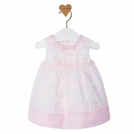 Φόρεμα Φλοράλ Ροζ Mayoral