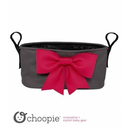 Οργανωτής Καροτσιού Choppie Pink Bow