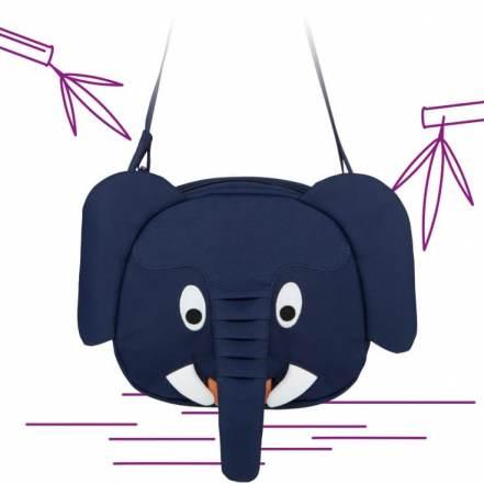 Τσαντούλα Emil το Ελεφαντάκι Mini Friends της Affenzahn