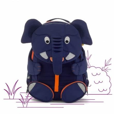 Τσάντα Elias o Ελέφαντας Large Friends της Affenzahn