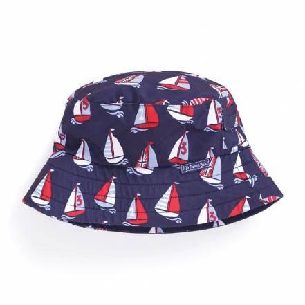 Καπέλο UPF 50+ Καραβάκια Jojo Maman Bebe