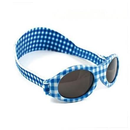 Γυαλιά Ηλίου Γαλάζιο Καρό BabyBanz (0-2 ετών)
