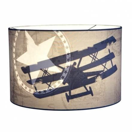 Φωτιστικό Οροφής Aeroplane Grey Little Dutch
