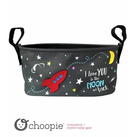 Οργανωτής Καροτσιού Choppie Moon Limited Edition