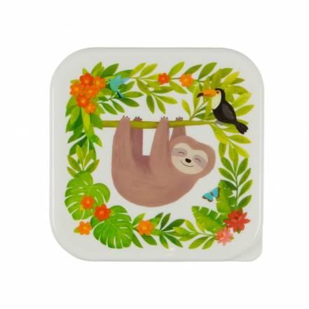 Ταπεράκι Φαγητού Sloth and Friends της Sass & Belle
