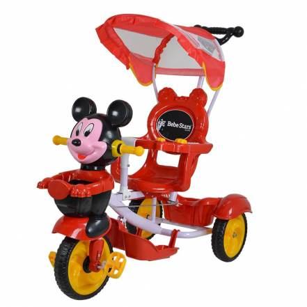 Τρίκυκλο Ποδηλατάκι Mouse της Βebe Stars