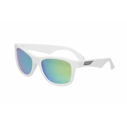 Γυαλιά Ηλίου ACES Wicked White-Green Lens 6+ Ετών Babiators