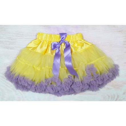 Φούστα Κίτρινη Royal Baby