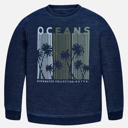 """Φούτερ Μπλε """"Oceans"""" Mayoral"""