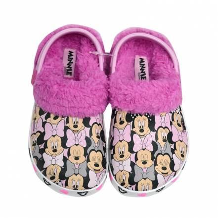 Παντοφλάκια Ροζ Disney Minnie