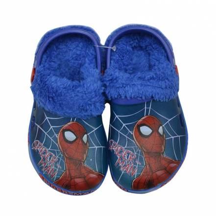 Παντοφλάκια Μπλε Spiderman