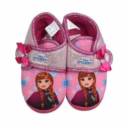 Παντοφλάκια Ροζ Disney Frozen