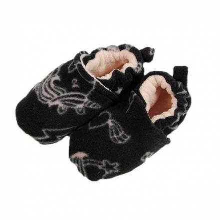 Παντοφλάκια Cozy Slippers Ροζ-Μαύρο Minene