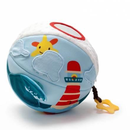 Μπάλα Δραστηριοτήτων Ocean 2 σε 1 της BabyToLove