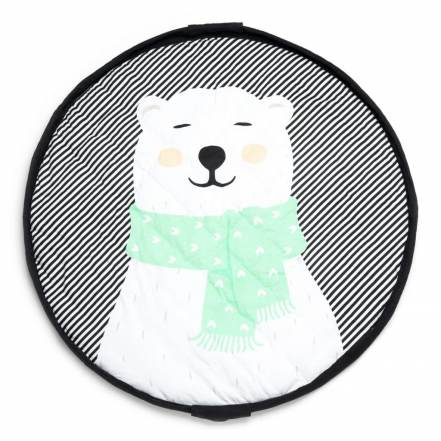 Τσάντα & Μαλακό Στρώμα Παιχνιδιών Αρκούδα της Play&Go