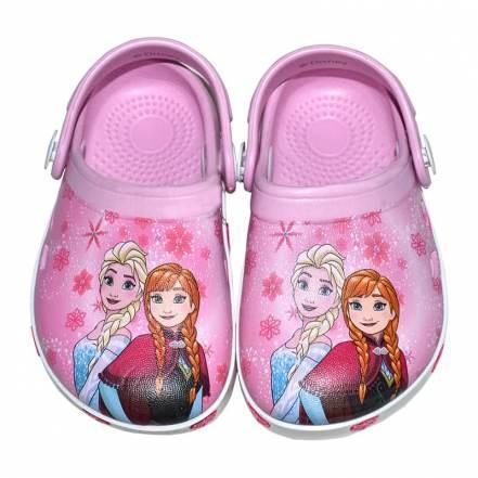 Παντοφλάκια Φούξια Disney Frozen
