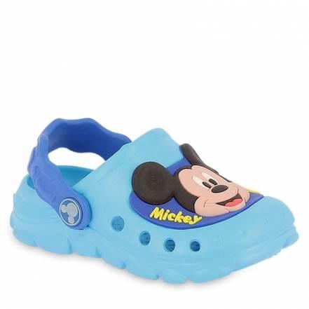 Παντόφλες Disney Mickey σε Γαλάζιο Χρώμα της Parex