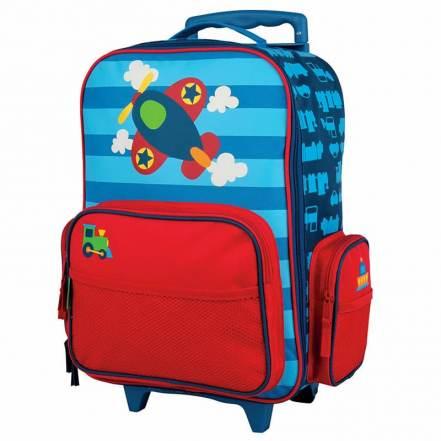 Τσάντα Rolling Luggage Αεροπλάνο Stephen Joseph