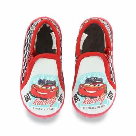 Παντόφλες Μποτάκι Κόκκινο Disney Pixar Cars MacQeen
