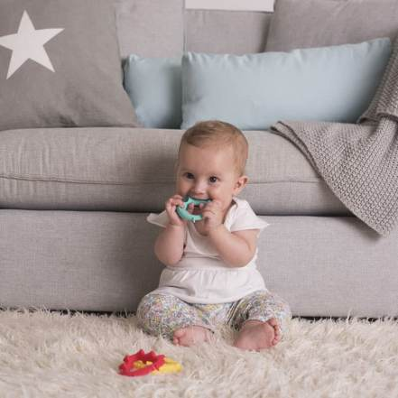 Geometry Animal Teethers της BabyToLove