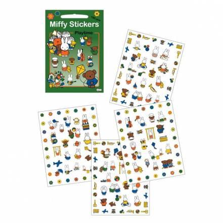 """Αυτοκόλλητα Αυτοκόλλητα Miffy """"Παιχνίδια"""""""