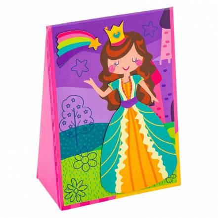 Μαγνητικό Παιχνίδι Dress Up Πριγκίπισσα της Stephen Joseph