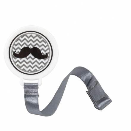 Κλιπ Πιπίλας Black Moustache της Kiokids