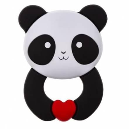 Μασητικό Σιλικόνης Panda της Akuku