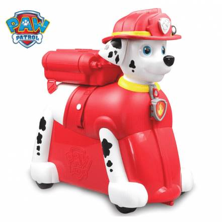 Paw Patrol Βαλίτσα με Back Pack Marshall