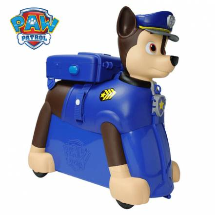 Paw Patrol Βαλίτσα με Back Pack Chase