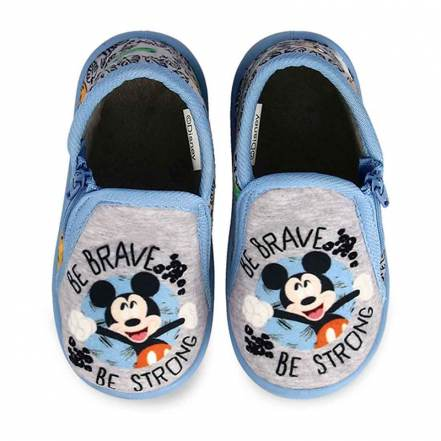 Παιδικές Παντόφλες Σπιτιού Mickey Disney της Parex
