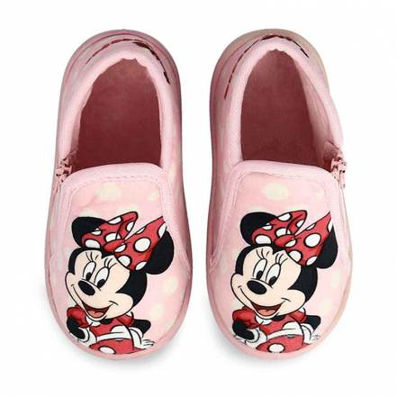 Παιδικές Παντόφλες Σπιτιού Minnie Disney της Parex