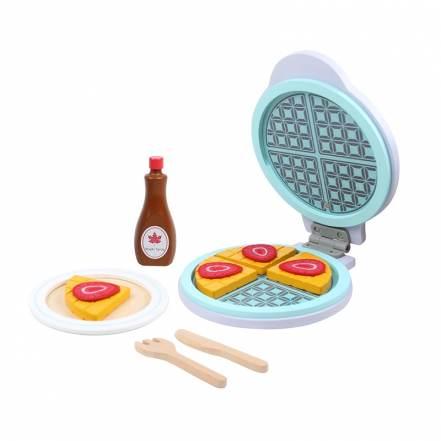 Ξύλινη Συσκευή για Βάφλες Gerardo's Toys