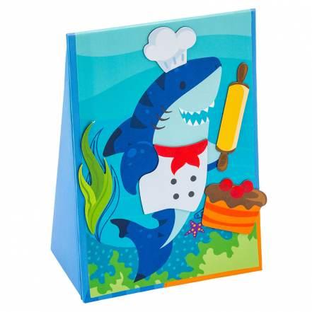 Μαγνητικό Παιχνίδι Dress Up Doll Καρχαρίας της Stephen Joseph