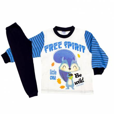 Πυτζάμες Free Spirit Pretty Baby