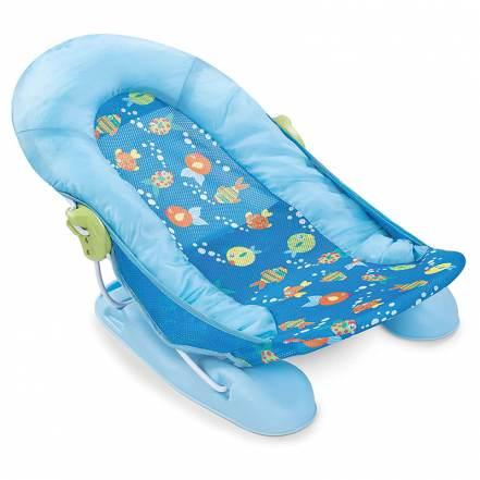 Βάση Τύπου Sling Mother's Touch Large Comfort Bather Bubble Fish της Summer Infant