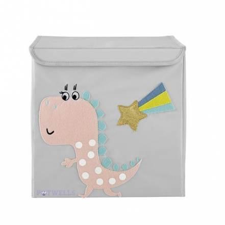 Κουτί Αποθήκευσης Δεινόσαυρος της Potwells