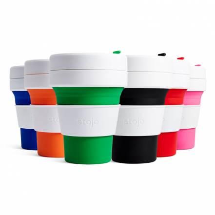 Πτυσσόμενο - 'Εξυπνο Κύπελλο σε 6 χρώματα της Stojo
