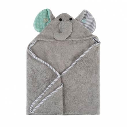Βρεφική Πετσέτα Ελεφαντάκι ZOOCHiNi