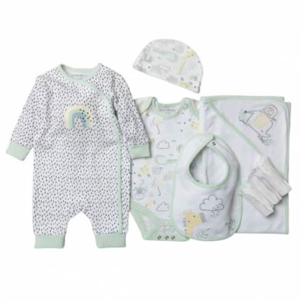Φορμάκι Homegrown Baby Σετ 8τμχ.