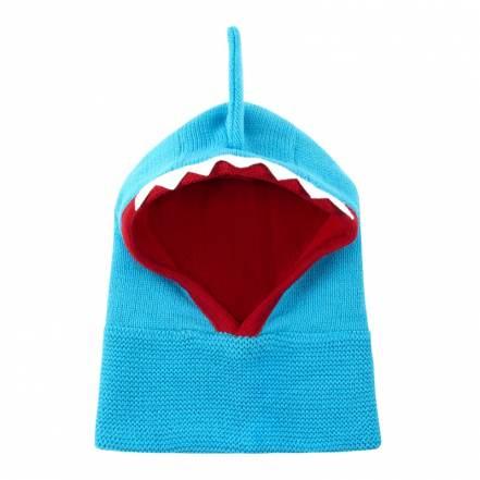 Σκουφάκι Balaclava Sherman ο Καρχαρίας της Zoocchini
