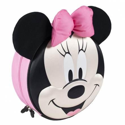 Σακίδιο Backpack 3D Premium Applications Minnie Mouse