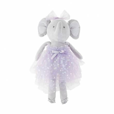 Κούκλα Αγκαλιάς Super Soft Plush Doll Ελεφαντάκι της Stephen Joseph